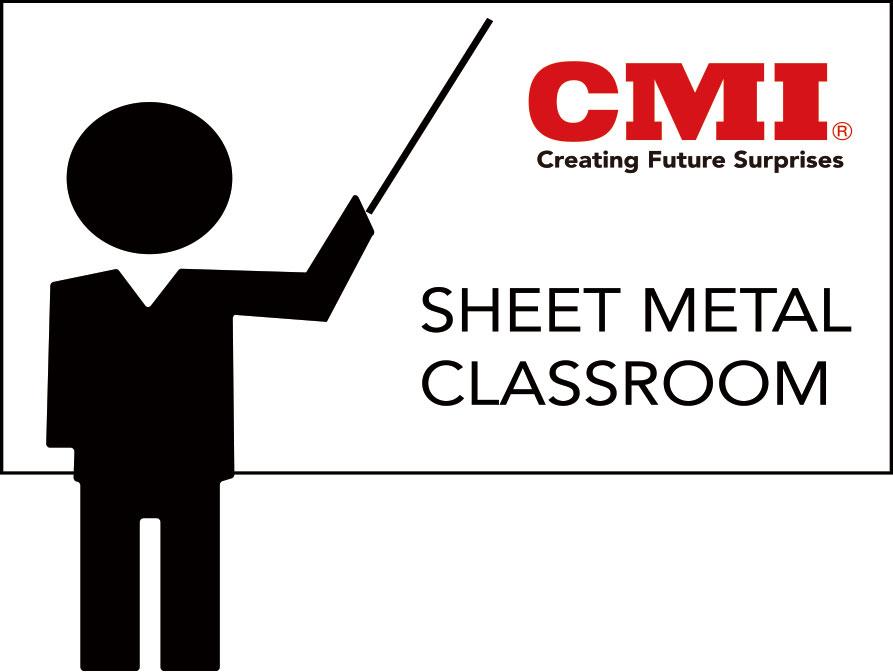 sheetmetal classroom